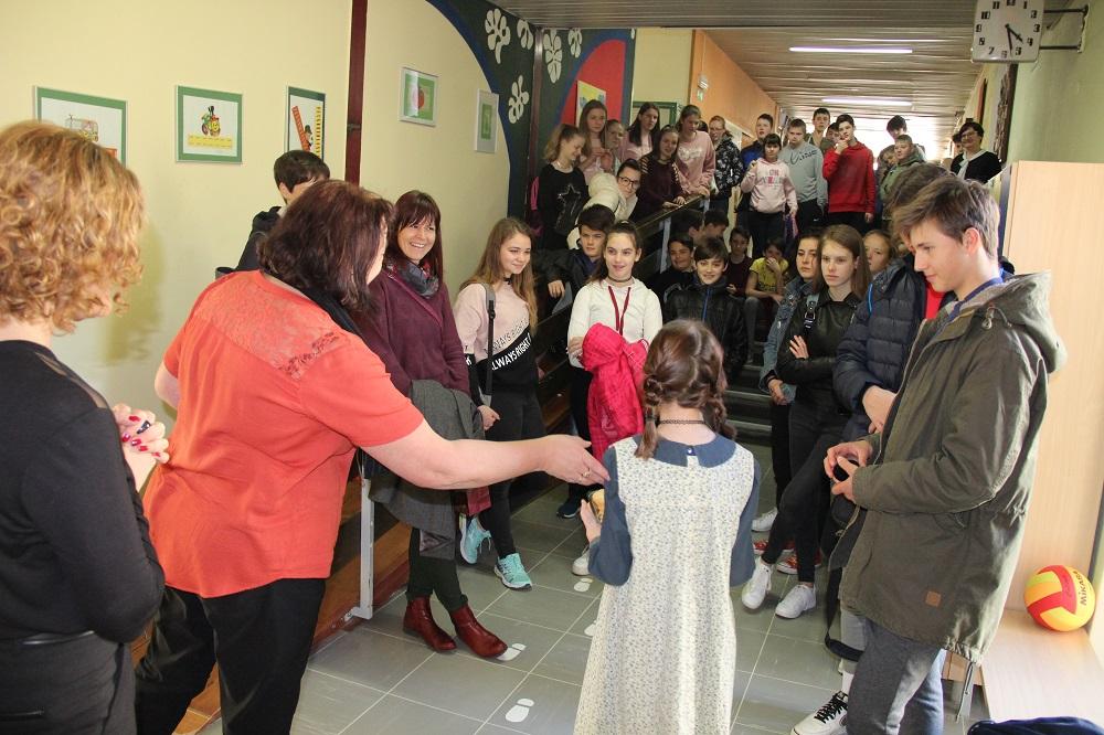 PŠIUOPP: Obisk učencev občinskega otroškega parlamenta